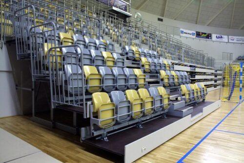 chaises de tribunes